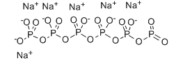 Structure of SHMP CAS 10124-56-8