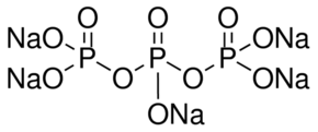 Structure of STPP CAS 7758-29-4