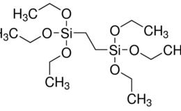 Structure of 1,2-Bis(triethoxysilyl)ethane CAS 16068-37-4