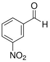 Structure of 3-Nitrobenzaldehyde CAS 99-61-6