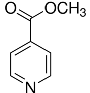 Structure of 4-Picolinicacidmethylester CAS 2459-09-8