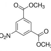 Structure of Dimethyl5-nitroisophthalate CAS 13290-96-5