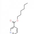 Structure of Hexylnicotinoate CAS 23597-82-2