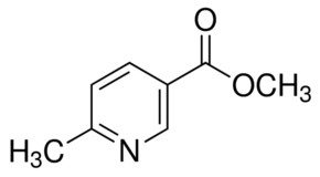 Structure of Methyl 6-methylnicotinate CAS 5470-70-2