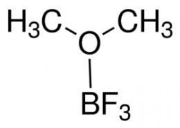Structure of Boron Trifluoride Dimethyl Etherate CAS 353-42-4