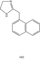 Structure of Naphazoline hydrochloride CAS 550-99-2