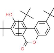 Structure of UV-120 CAS 4221-80-1
