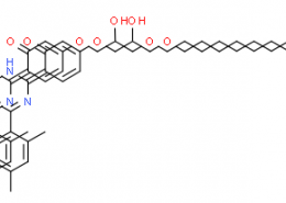 Structure of UV-400 CAS 153519-44-9