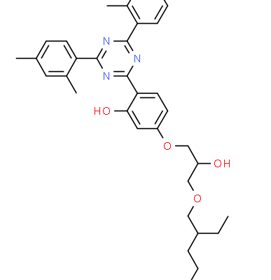 Structure of UV-405 CAS 137658-79-8