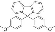 Structure of Bisphenoxyethanolfluorene (BPEF) CAS 117344-32-8
