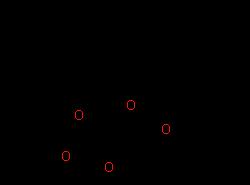 Structure of 2,3,5-Tri-O-benzyl-D-ribono-1,4-lactone CAS 55094-52-5