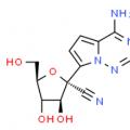 Structure of EVO984 CAS 1191237-69-0