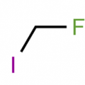 Structure of Fluoroiodomethane CAS 373-53-5