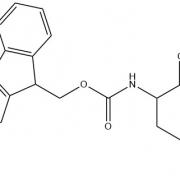 Structure of Fmoc-3-Ala(5-thiazoyl)-OH CAS 870010-07-4