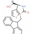 Structure of Fmoc-D-(3-thienyl)glycine CAS 1217706-09-6
