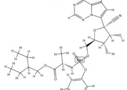 Structure of Remdesivir CAS 1809249-37-3