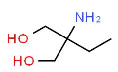 Structure of 2-Amino-2-ethyl-1,3-propanediol CAS 115-70-8