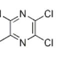 Structure of 7-BROMO-2,3-DICHLOROPYRIDO[2,3-B]PYRAZINE CAS 341939-31-9