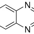 Structure of Quinoxaline CAS 91-19-0