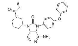 Structure of Tolebrutinib CAS 1971920-73-6
