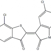 Structure of 3,4-DIFLUOROBENZONITRILE CAS 6424-62-0