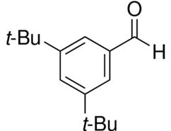 Structure of 3,5-Bis(tert-butyl)benzaldehyde CAS 17610-00-3