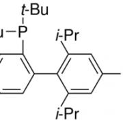 Structure of t-BuXPhos CAS 564483-19-8