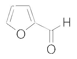 Structure of 2-Furaldehyde CAS 98-01-1