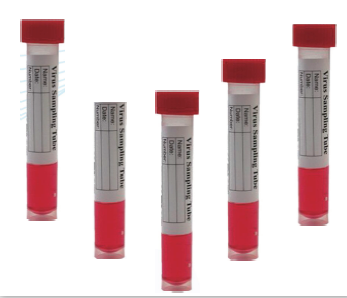 DISPOSABLE-VIRUS-SAMPLING-KIT