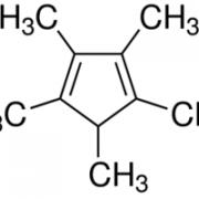 Structure of 1,2,3,4,5-Pentamethylcyclopentadiene CAS 4045-44-7