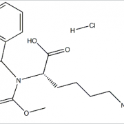 Structure of Fmoc-Homoarg(Et)2-OH·HCl CAS 1864003-26-8