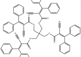 Structure of Ultraviolet absorber UV-3030 CAS 178671-58-4