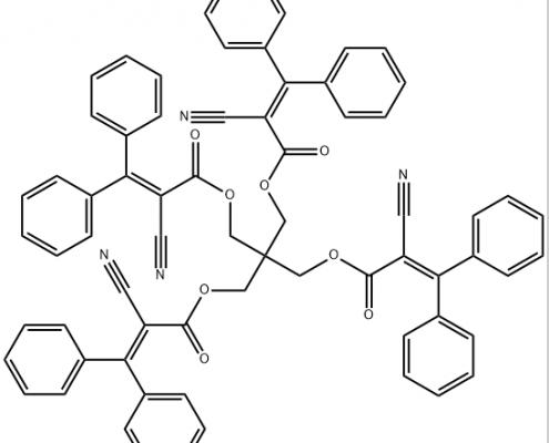 Structure of Ultraviolet absorber UV-3030 CAS 178671-58-4