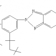 Structure of Ultraviolet absorber UV-360 CAS 103597-45-1