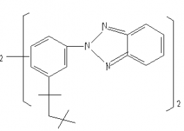 Structure of Ultraviolet absorber UV-360 CAS 103597-45-1