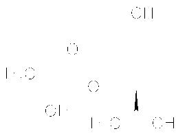 Structure of L-Menthyl lactate CAS 61597-98-6