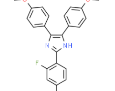 Structure of Peppermint oil CAS 68917-18-0
