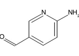 Structure of 6-Aminonicotinaldehyde CAS 69879-22-7